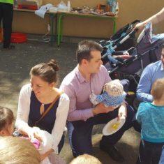 Dzień dziecka w Ośrodku Adaptacyjnym dla Dzieci Niepełnosprawnych