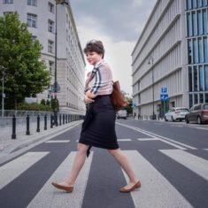 Interpelacja w sprawie ochrony pieszych na przejściach