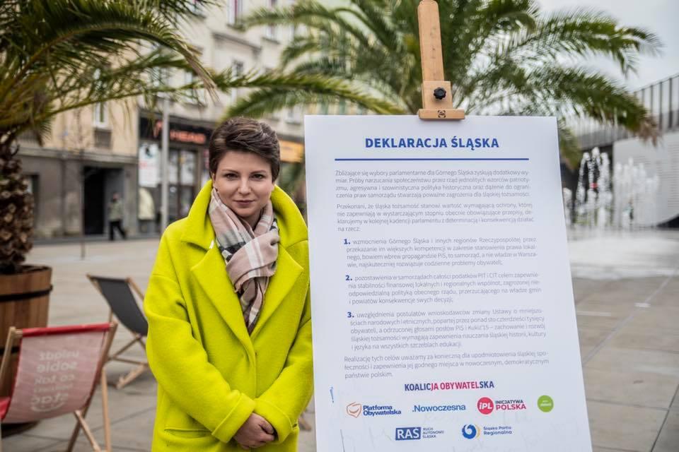Deklaracja Śląska | Monika Rosa