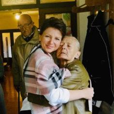 Wizyta w ośrodku dla Seniorów