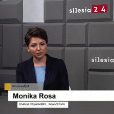 Audycja w Silesia24 (#PoranekS24)