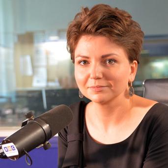 Polityka w południe (Polskie Radio RDC) | Monika Rosa