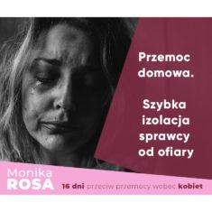 Przemoc domowa #TrzymamStronęKobiet