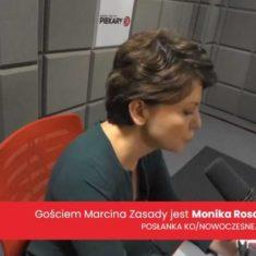 """""""Rozmowa Dnia"""" w Radio Piekary"""