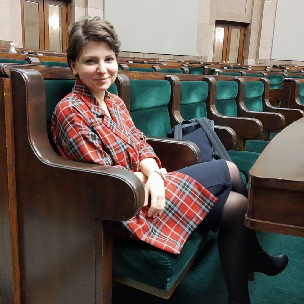 Posiedzenie Sejmu RP (22-23 styczeń) | Monika Rosa