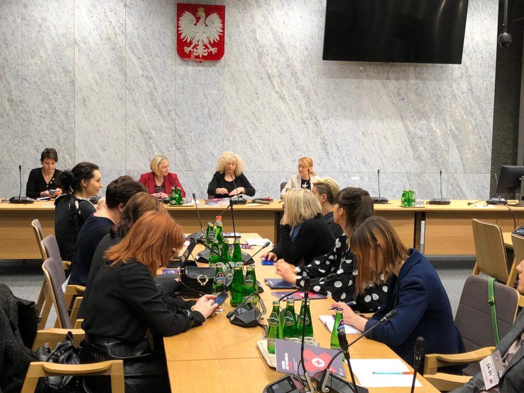 Obecny praw reprodukcyjnych w Polsce | Monika Rosa