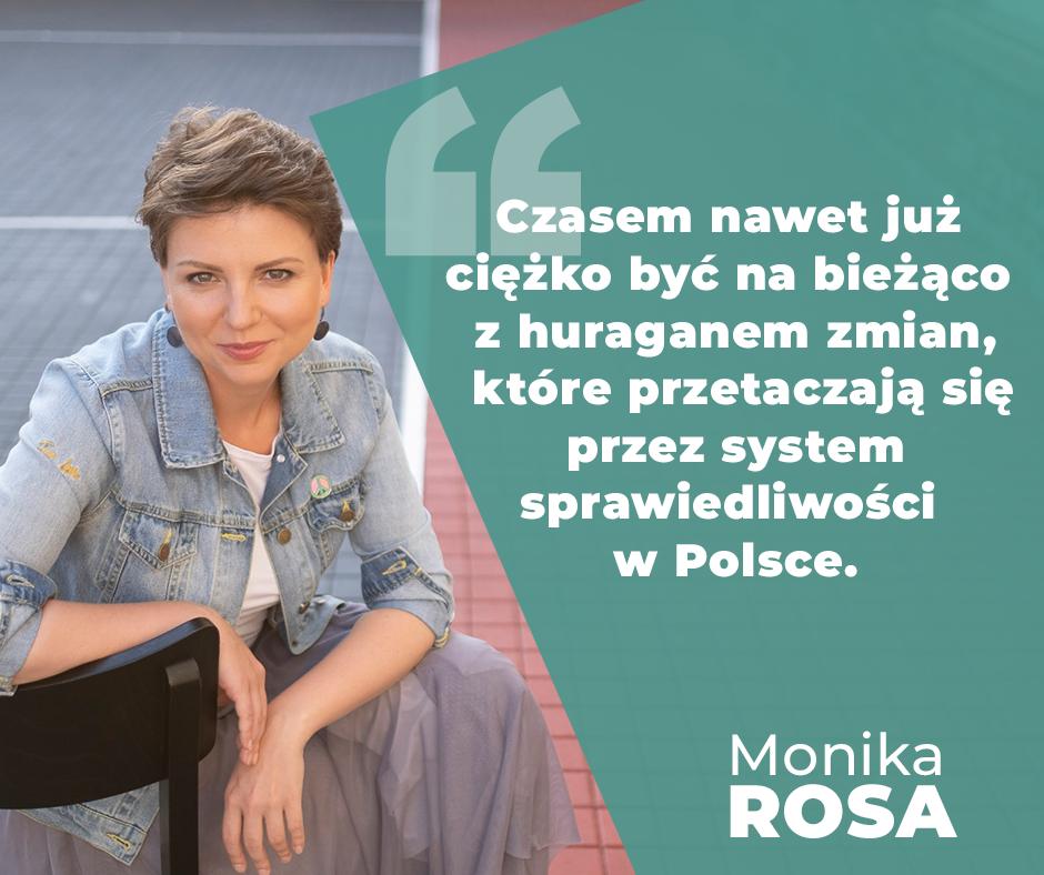Ważne i coraz ważniejsze | Monika Rosa