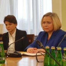 Spotkanie Parlamentarnego Zespołu Praw Kobiet