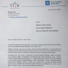 W sprawie odwołania Pani Alicji Knast z funkcji dyrektora Muzeum Śląskiego