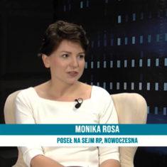 """""""Gość dnia"""" w Telewizji TVT"""