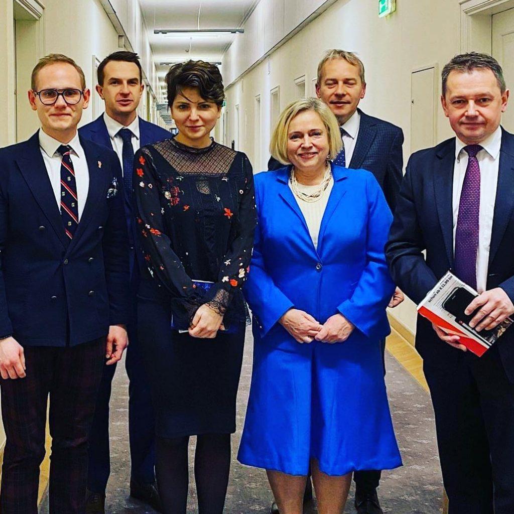 Parlamentarny Zespół ds. Języka Śląskiego i Kultury Śląskiej | Monika Rosa