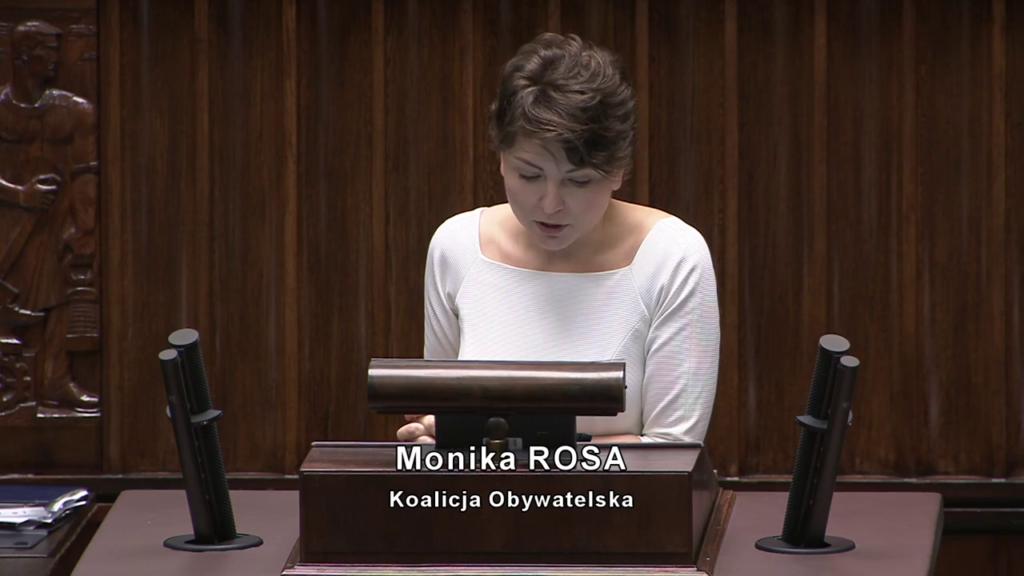 Posiedzenie Sejmu (12-14 luty) | Monika Rosa
