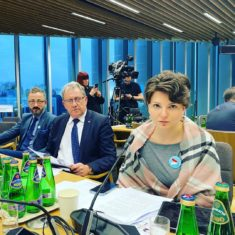 Posiedzenie Sejmu odnośnie koronawirusa