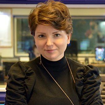 Polityka w południe (Polskie Radio RDC)   Monika Rosa