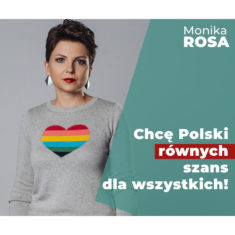 Chcę Polski równych szans dla wszystkich!