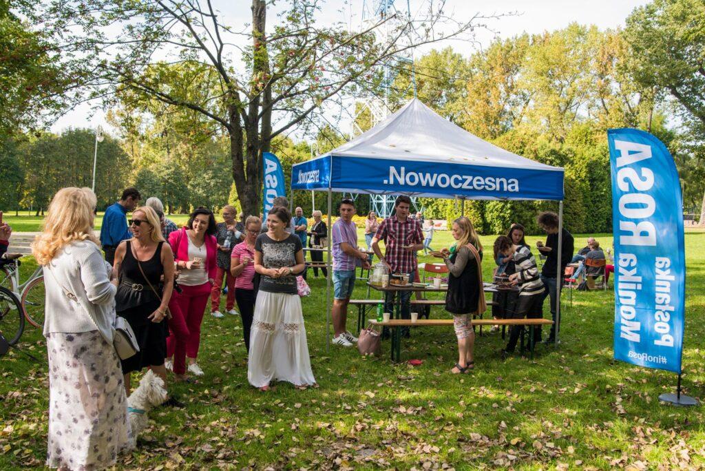Vege Piknik #RosaNaTrawie | Monika Rosa
