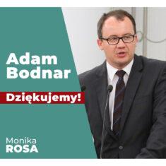 Adam Bodnar – dziękujemy!