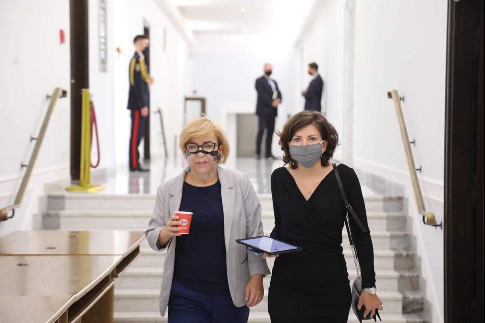 Posiedzenie Sejmu - 7 października 2020 | Monika Rosa