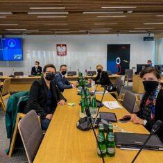 Komisja Ustawodawcza w sprawie wniosków do TK