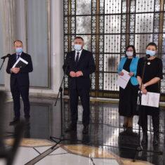 Posiedzenie Sejmu RP z 22 października
