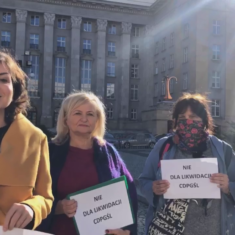 Nie dla likwidacji Centrum Dziedzictwa Przyrody Górnego Śląska.