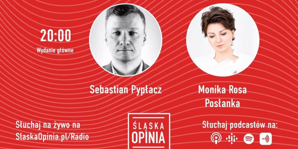 """Rozmowa dla """"Śląska Opinia""""   Monika Rosa"""
