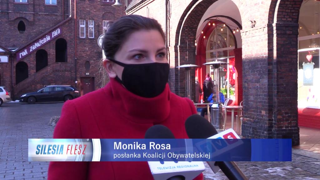 Ślōnskŏ Sztama - apel do Marszałek Sejmu | Monika Rosa