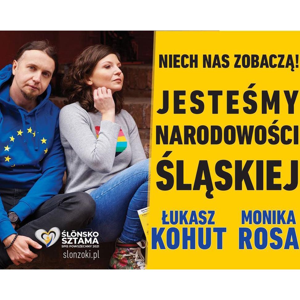 Niech nas zobaczą - Jesteśmy narodowości śląskiej   Monika Rosa