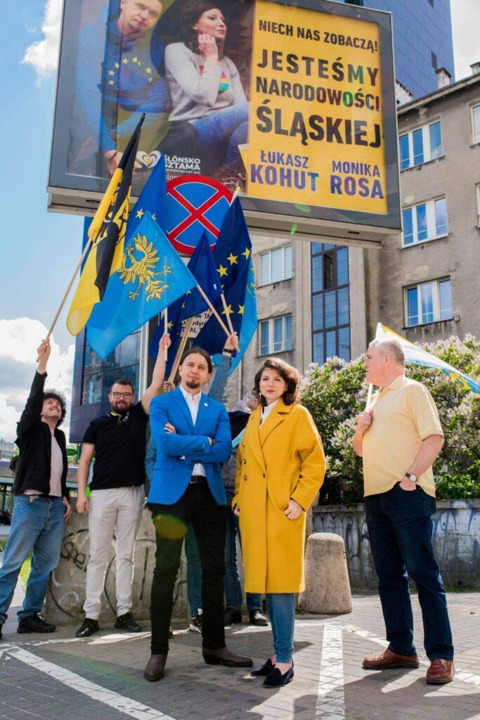 Jesteśmy narodowości Śląskiej - Konferencja w Warszawie | Monika Rosa