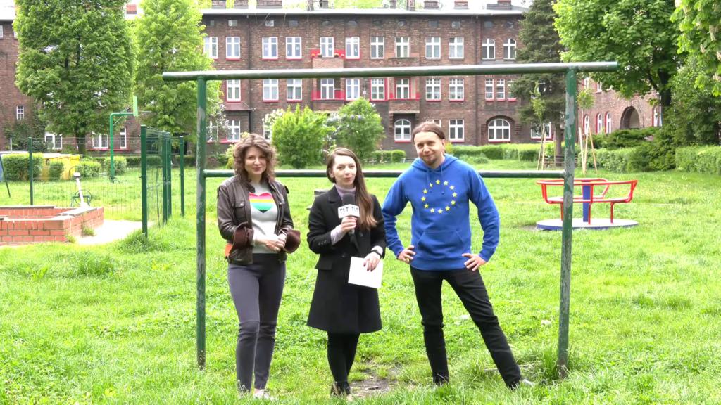 Spotkanie pod trzepakiem: Łukasz Kohut i Monika Rosa o przyjaźni w polityce | Monika Rosa