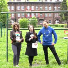 Spotkanie pod trzepakiem: Łukasz Kohut i Monika Rosa o przyjaźni w polityce dla TVT