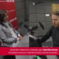 Rozmowa dnia w Radio Piekary