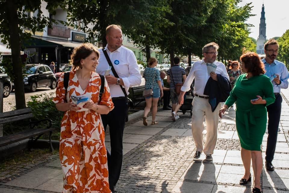 Kierunek Przyszłość Koalicji Obywatelskiej   Monika Rosa