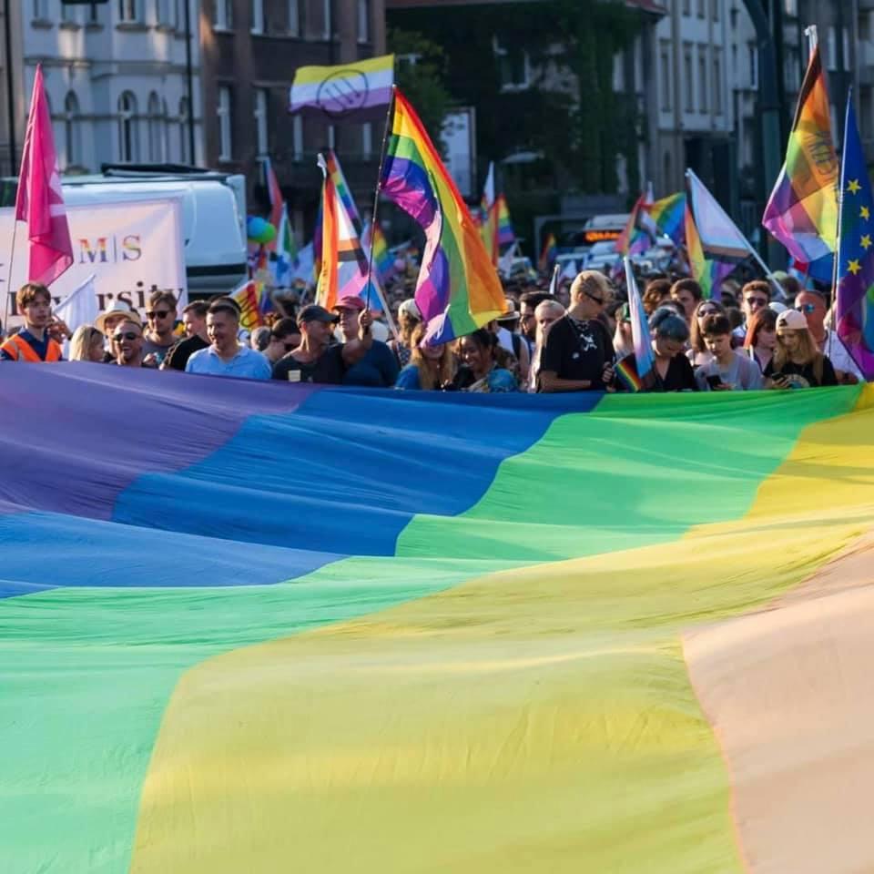 Marsz Równości w Krakowie | Monika Rosa