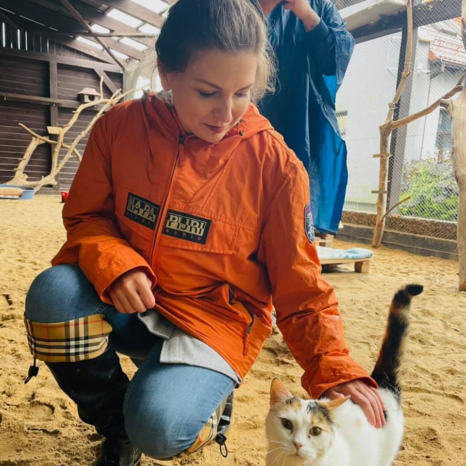Schronisko dla Zwierząt w Olsztynie | Monika Rosa