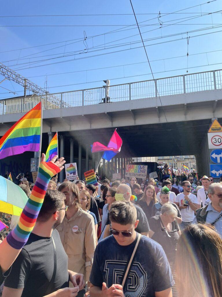 Marsz Równości w Katowicach   Monika Rosa