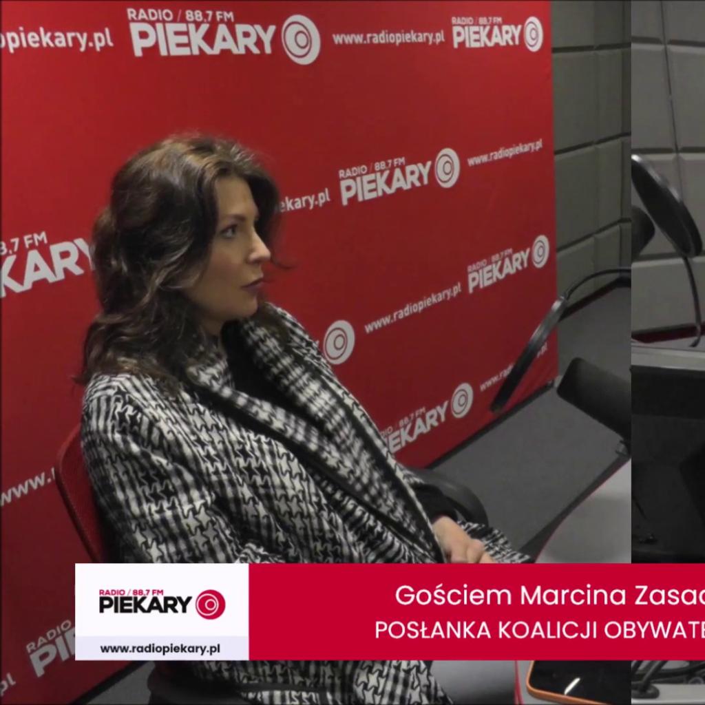 Rozmowa dnia w Radio Piekary   Monika Rosa